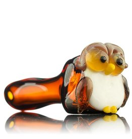 Tammy Baller Owl Pipe by Tammy Baller