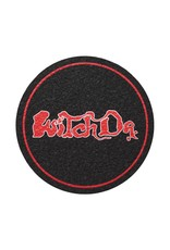 """Moodmats 5"""" Red Witch Dr Rubber Moodmat 