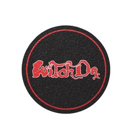 """Moodmats 8"""" Red Witch Dr Rubber Moodmat 