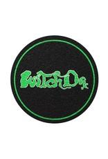"Moodmats 8"" Green Witch Dr Rubber Moodmat"