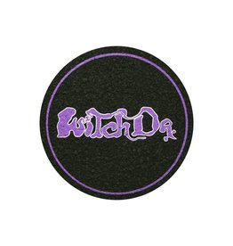 "Moodmats 5"" Purple Witch Dr Rubber Moodmat 