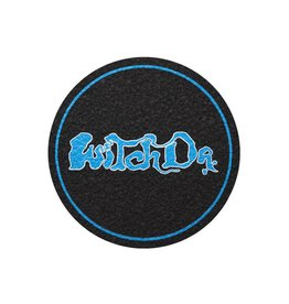 """Moodmats 8"""" Blue Witch Dr Rubber Moodmat 