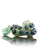 Tab Glass Tab Glass Green / Blue Tentacle Spoon Glass Enthusiast