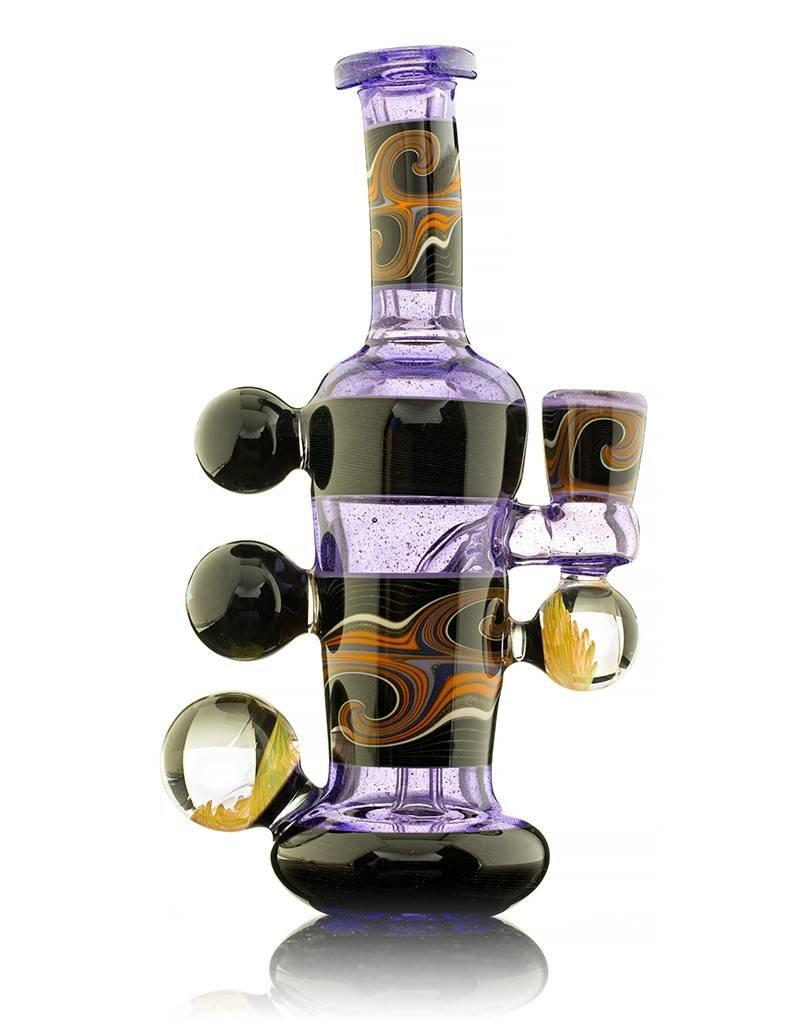 Christian Otis Christian Otis Purple Milk Bottle Rig