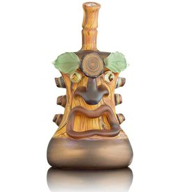 Don Chile Ortega SOLD Don Chile Ortega Wood Tiki Dab Rig