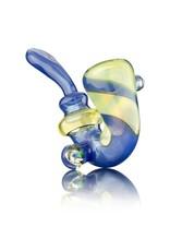 C4 Glass C4 Green & Blue Montage Sherlock