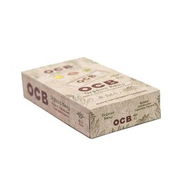 OCB OCB 1 1/4 Organic Hemp 24/Box