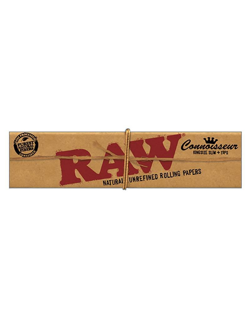 Raw RAW Classic King Size Connoisseur