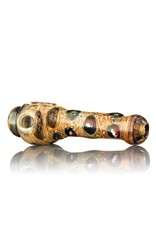 """Jerry Kelly Jerry Kelly """"Stealy"""" Millie Glass Spoon Hand Pipe"""
