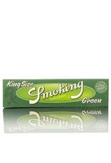 Smoking Smoking Green Hemp King Size