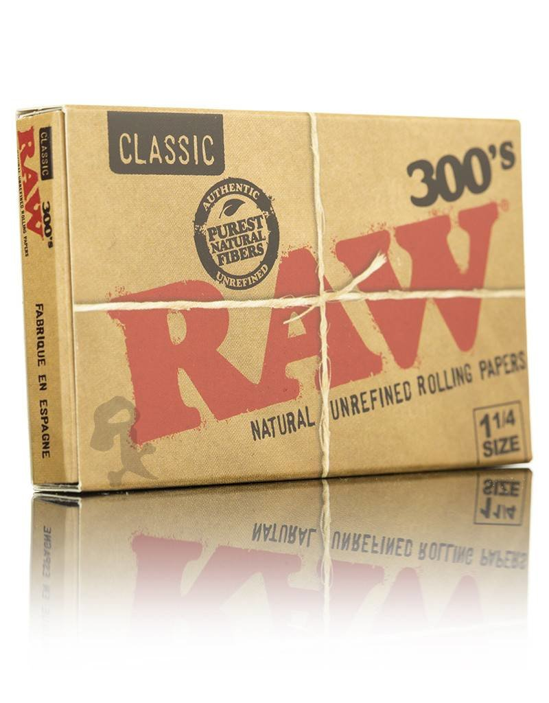 Raw RAW 300 Classic 1 1/4