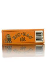 Zig Zag Zig Zag Orange 1 1/4
