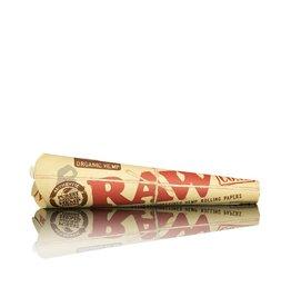 Raw Raw 1 1/4 Organic Hemp Cone