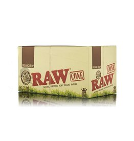 Raw RAW Organic King Size Cone 32/Box
