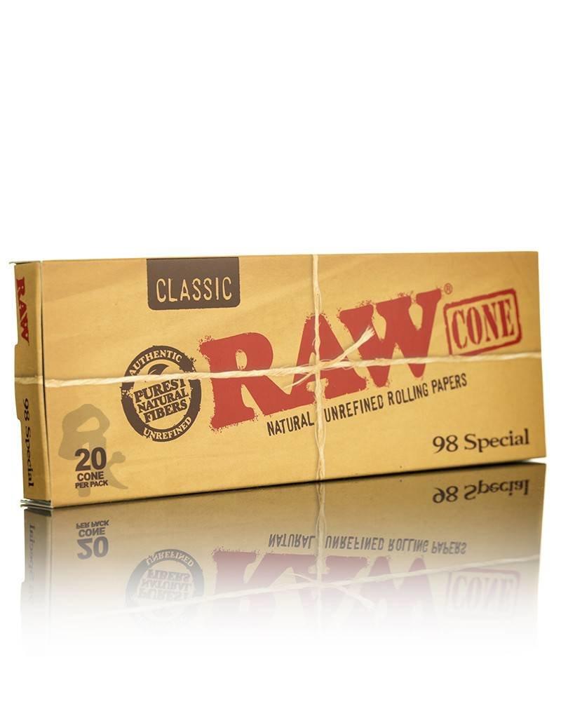 Raw Raw 98 Special Cones