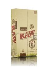 Raw RAW Organic Hemp 1 1/4  24/Box