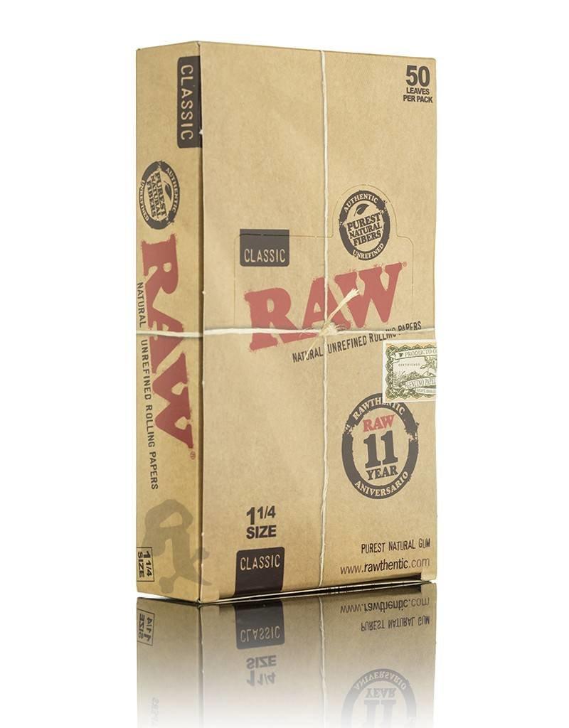 Raw RAW 1 1/4 Classic 24/Box