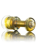 Multiverse Multiverse I/O Frit Glass Chillum #1