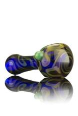 Spoon Pipe by Pez Fume Cobalt Spoon Pipe