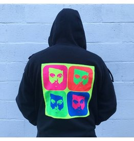Witch DR Witch DR Pop Treso Zip Up Hoodie