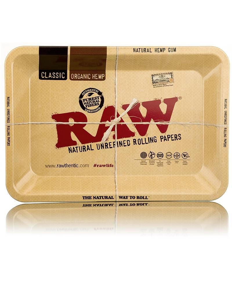 Raw RAW Large Metal Rolling Tray