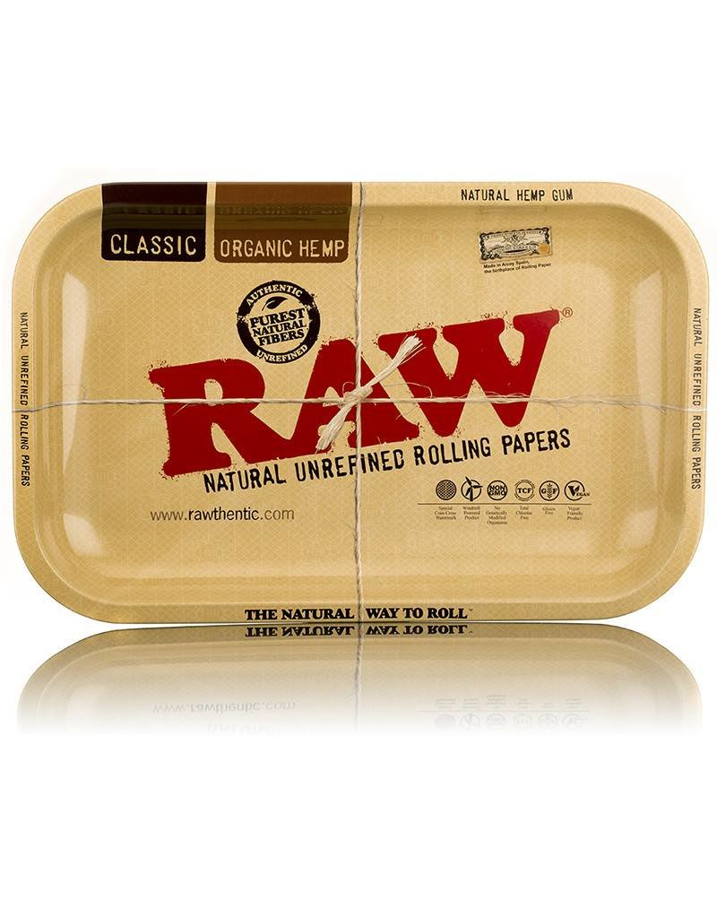 Raw RAW Small Metal Rolling Tray