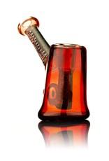 SOLD Natey Pomegranate Zip 10mm Dewar Dab Rig