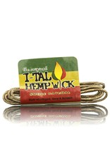 I-TAL Hemp Wick - Small 3.5