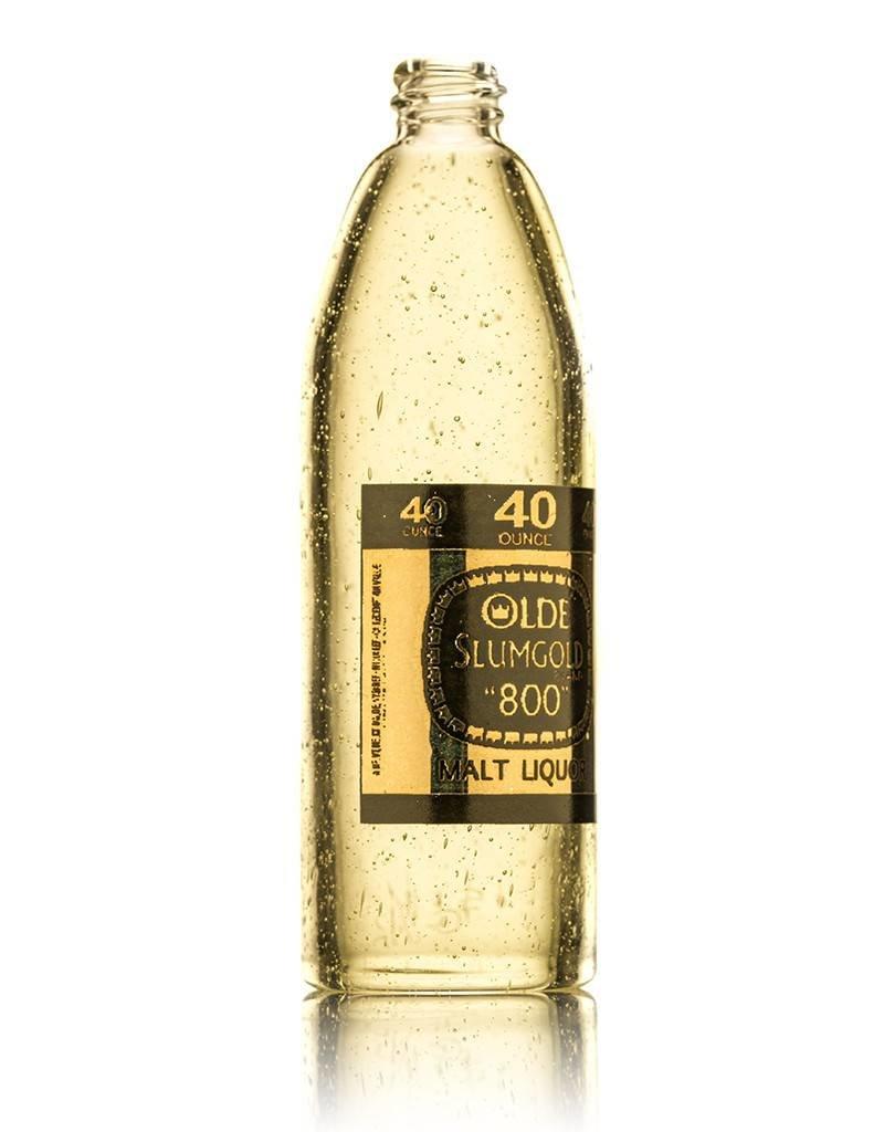 SLUM GOLD Slum Gold 40 oz Carb Cap 20mm