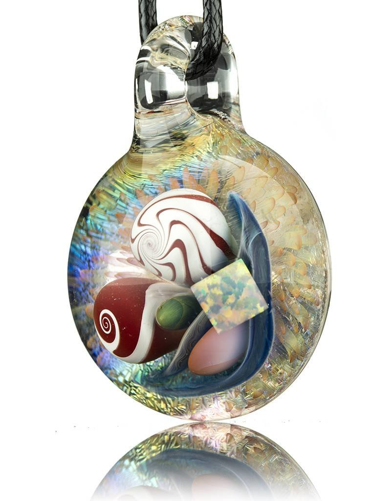 Mike Gong Mike Gong Dichro Acid Eater Pendant