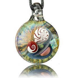 Mike Gong SOLD Mike Gong Dichro Acid Eater Pendant