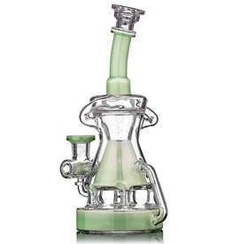 Evol Empire SOLD Evol Empire Dayglo, White & Blu-V Recycler