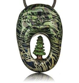 "GPS x Justin Carter SOLD GPS x Justin Carter ""I Speak for the Trees"" Pendant"