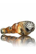 Jerry Kelly SOLD Jerry Kelly Millie Glass Spoon Hand Pipe #6
