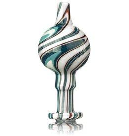 Frit Glass SOLD Frit Glass Bubble Cap #1