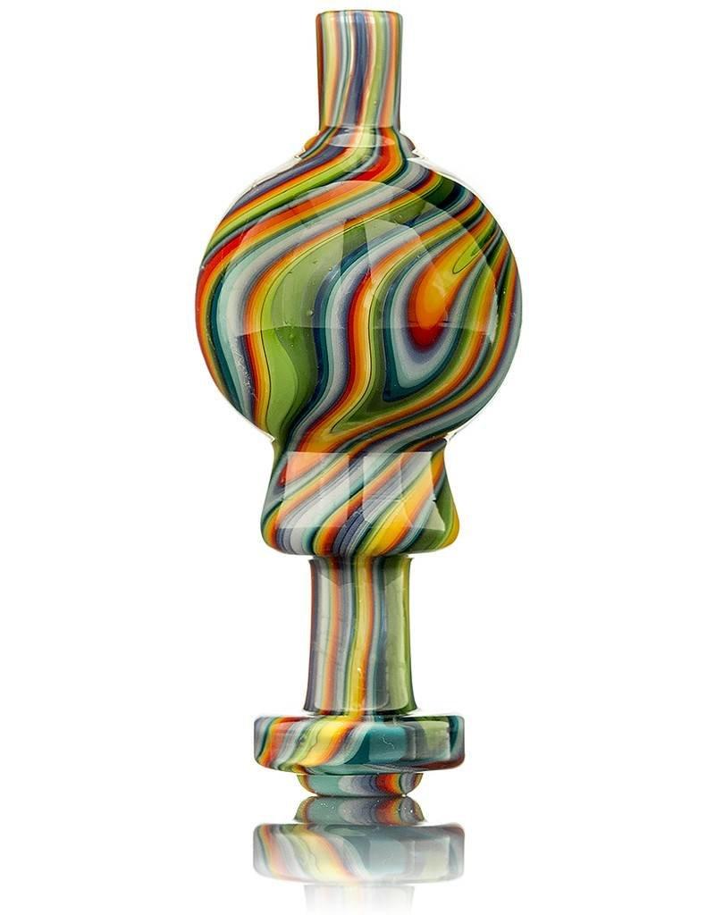 Frit Glass Frit Glass Bubble Cap #3