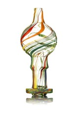 Frit Glass Frit Glass Bubble Cap #5