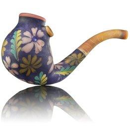 Sarita SOLD Sarita Vintage Floral Purple Sherlock