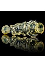 Bob Snodgrass Bob Snodgrass Top Hat Chillum Snodgrass Family Glass