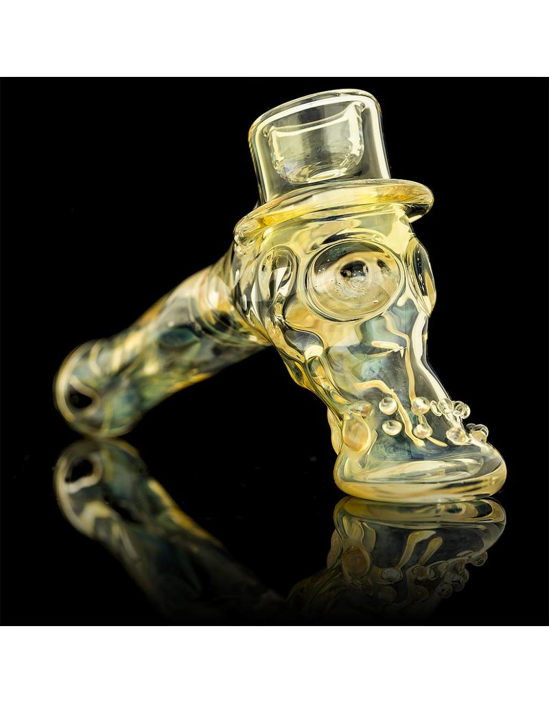 Bob Snodgrass Bob Snodgrass Dot Box Stem Top Hat Snodgrass Family Glass