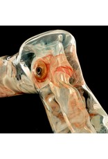 Bob Snodgrass Bob Snodgrass 2 Fish Bubbler Snodgrass Family Glass