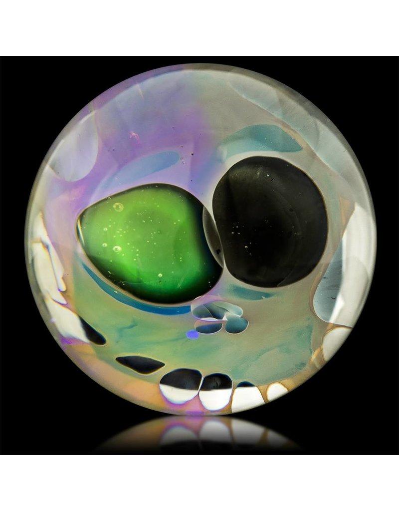 Bob Snodgrass Bob Snodgrass UV Skull Marble Snodgrass Family Glass
