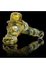 Bob Snodgrass Bob Snodgrass Top Hat with Lined Stem Snodgrass Family Glass