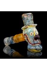 Bob Snodgrass Bob Snodgrass Clown MR Happy #1 Snodgrass Family Glass
