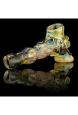 Bob Snodgrass Bob Snodgrass MR Happy Hammer Pipe Snodgrass Family Glass