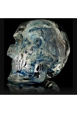Bob Snodgrass x Matty White x Bob Badtram x Hugh Glass Bob Snodgrass Cobalt Fumed Skull Snodgrass Family Glass Bob Snodgrass x Matty White x Bob Badtram x Hugh