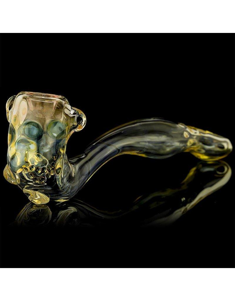 Bob Snodgrass Bob Snodgrass XL Minute Pipe Snodgrass Family Glass