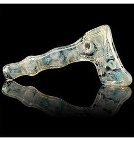 Jonathan Gietl SOLD Jonathan Gietl Hammer Skulls Snodgrass Family Glass