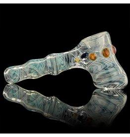 Jonathan Gietl SOLD Jonathan Gietl Hammer Stripes Snodgrass Family Glass
