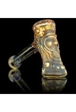 Ginny Snodgrass-Gietl Ginny Snodgrass-Gietl Double Skull #2 Snodgrass Family Glass